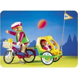 Playmobil-3068-Velo-Remorque-Playmobil-276323130_ML