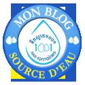 badge mon blog source d'eau
