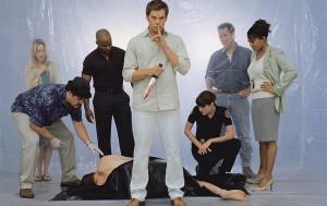Dexter-Personnages