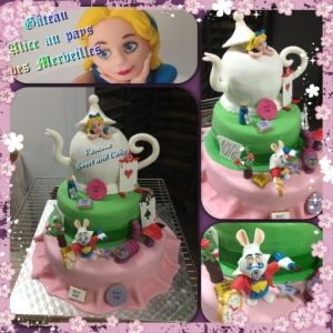 gateau alice