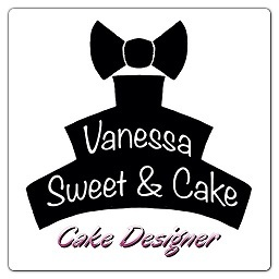 logo vanessa sweet and cake