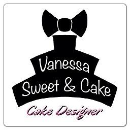 logo vanessa sweet and cake
