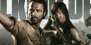 Rick Daryl The Walking Dead