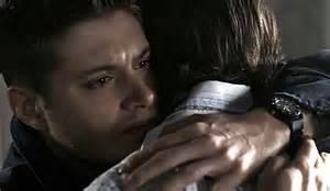 Sam dean hug